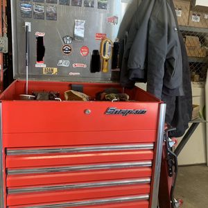 Epic snap on toolbox five draws for Sale in Aurora, CO