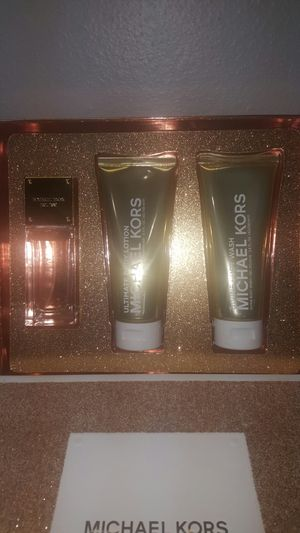Perfume for women Michael Kors original brand new never used for Sale in Renton, WA