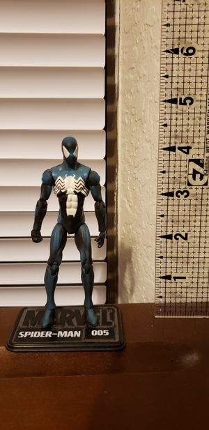 "Spider-Man Black Suit 3.75"" Action Figure for Sale in Fort Worth, TX"