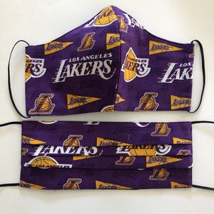 Lakers Face Mask for Sale in Los Angeles, CA