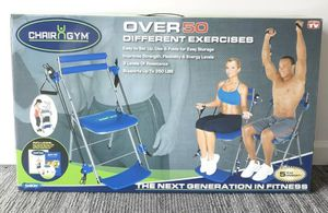 Chair Gym (New, never used) for Sale in Buffalo, NY