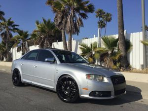 2006 Audi s4 clean title carbon fiber package for Sale in Huntington Beach, CA
