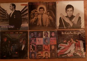 Vinyl Record Lot - The Who and Pete Townshend for Sale in Murphy, TX