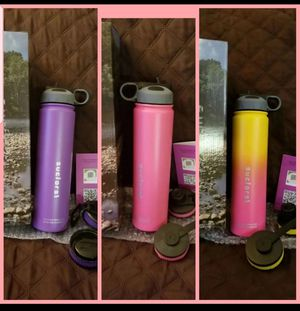 Sports Water Bottle (Set of 3) for Sale for sale  Barstow, CA