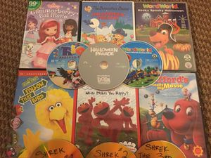 Kids Movies- 12 discs for Sale in Portland, OR