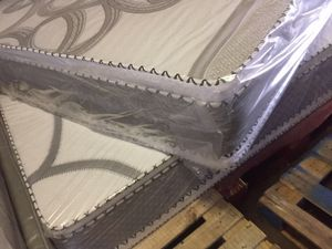 Orthopedic Pillow Top Mattress And Box Spring for Sale in Bridgeview, IL