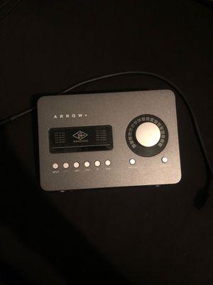 Universal Audio Arrow (Audio Interface) for Sale in Orange, CA