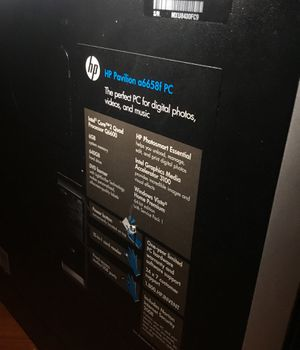 HP DESKTOP GREAT CONDITION SELL ASAP for Sale in Bascom, FL