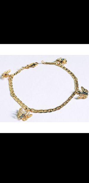 Cracco Womens Bracelet Gold Plated for Sale in Spokane, WA