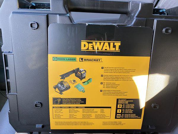 Laser DEWALT 360