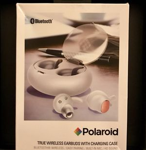 Wireless Bluetooth Earbuds w/ Charging Case for Sale in Sacramento, CA