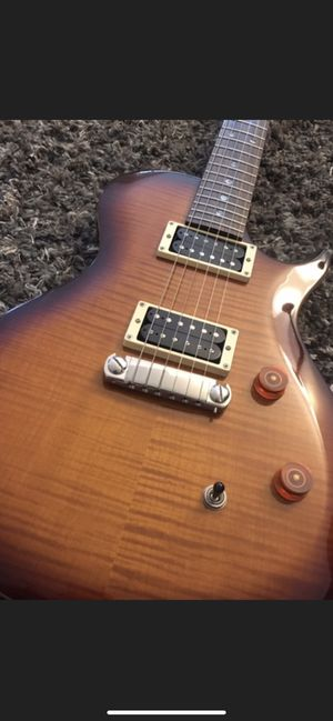 Paul Reed Smith (PRS) SE - sunburst electric guitar. Beautiful sound for Sale in San Francisco, CA