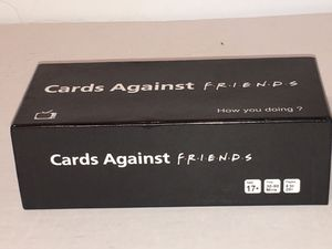 Cards Against FRIENDS (Cards Against Humanity) RARE F•R•I•E•N•D•S Edition COMPLETE for Sale in Raleigh, NC