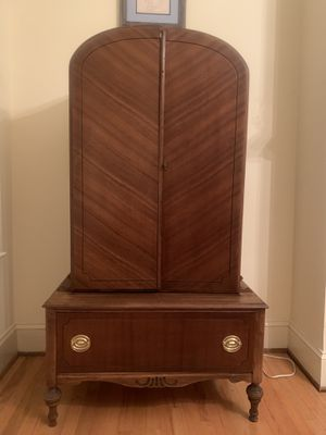 Baby armoire/storage cabinet for Sale in Hampton, VA