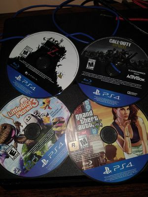 PS4 Games for Sale in Bartlett, IL
