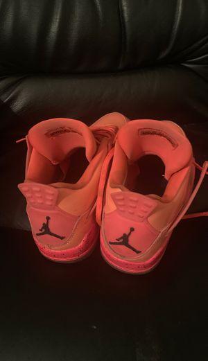 Peach Jordan 4s for Sale in Long Beach, CA