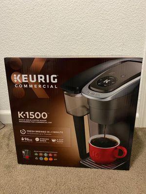 Keurig K 1500 for Sale in Fresno, CA