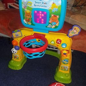 VTech Smart shots Sports Center kids toy. for Sale in Queens, NY
