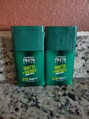 Garnier Fructis hair gel for Sale in Phoenix, AZ