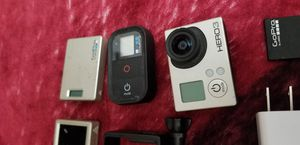 Gopro hero3 with extras for Sale in San Jose, CA