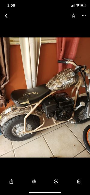 Gas motor bike for Sale in Orlando, FL