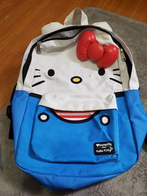 Loungefly hello kitty backpack for Sale in Los Angeles, CA