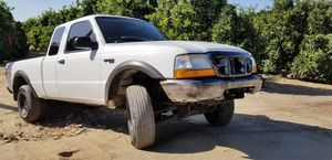 Ford Ranger XL 4×4 for Sale in Fresno, CA