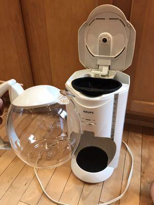 Krups coffee maker for Sale in Auburn, WA