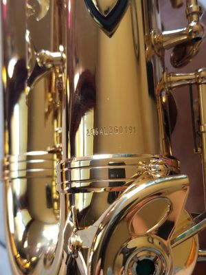 JEAN BAPTISTE ,ALTO SAXOPHONE, BRAND NEW,GREAT FOR STUDENTS AND BEGINNERS.. for Sale in Irving, TX