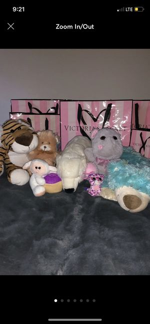 Stuffed animals for Sale in North Potomac, MD