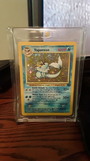 Pokemon jungle holo cards for Sale in Brentwood, TN