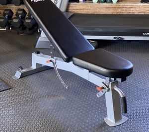 Utility bench- 8 positions with wheels for Sale in Irvine, CA
