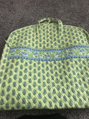 Vera Bradley hanging travel bag. Vintage pattern. Lovely and in perfect condition. for Sale in Odenton, MD