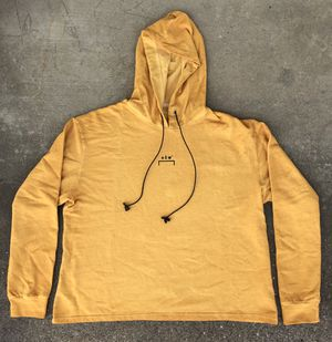 A Cold Wall ACW Yellow Hoodie for Sale in Parkersburg, WV