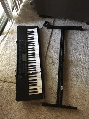 Piano Casio for Sale in Gaithersburg, MD