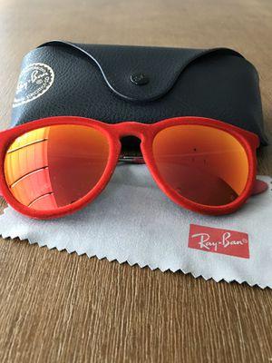 Rayban red velvet sunglasses for Sale in Stamford, CT