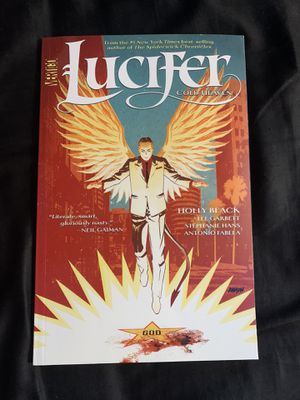 Lucifer Cold Heaven by Holly Black (2016, Trade Paperback) for Sale in Deerfield, IL