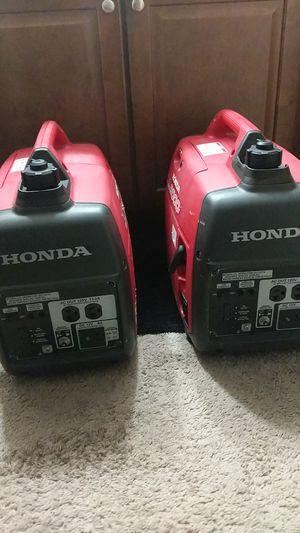 Honda Generator 2000i for Sale in Palm Harbor, FL