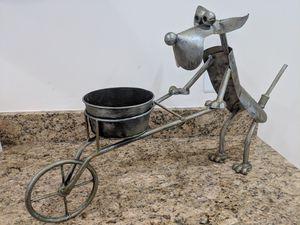 Dog plant pot for Sale in Rockville, MD