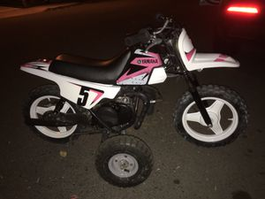Yamaha PW 50 dirt bike for Sale in Corona, CA