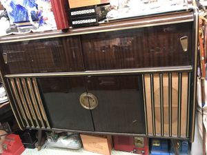 vintage stereo cabinet for sale | 81 classified ads