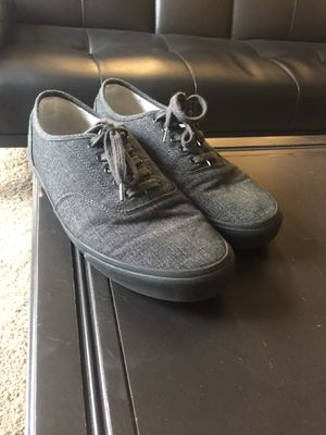 Old Navy Vans Style Black Shoes for Men Size 10 for Sale in Boise, ID