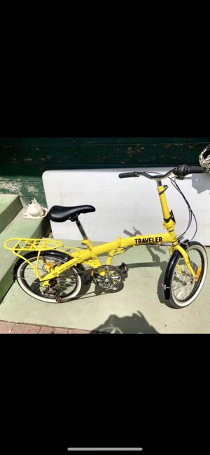 Traveler folding bike for Sale in Fresno, CA