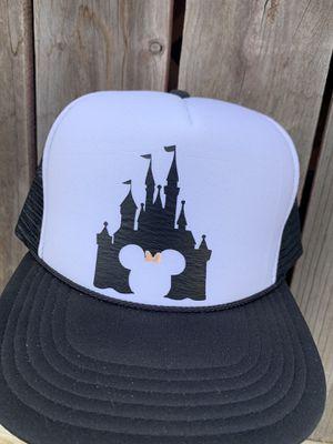 Disney castle hat for Sale in Fontana, CA