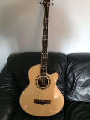 Acoustic bass guitar for Sale in Torrance, CA