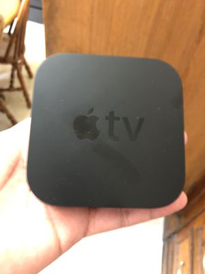 Apple TV with plug (no control) for Sale in Chicago, IL