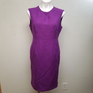 Evan-Picone purple sleeveless dress size 10 for Sale in Powder Springs, GA