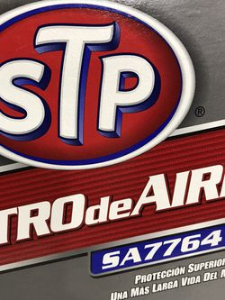 2 STP Air filters SA7764 Fits Honda Acura for Sale in Chicago,  IL