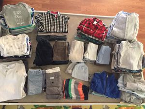 Brand name baby boy clothes for Sale in Escondido, CA