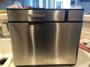 Cusinart CBK-100 Bread Maker for Sale in Vancouver, WA